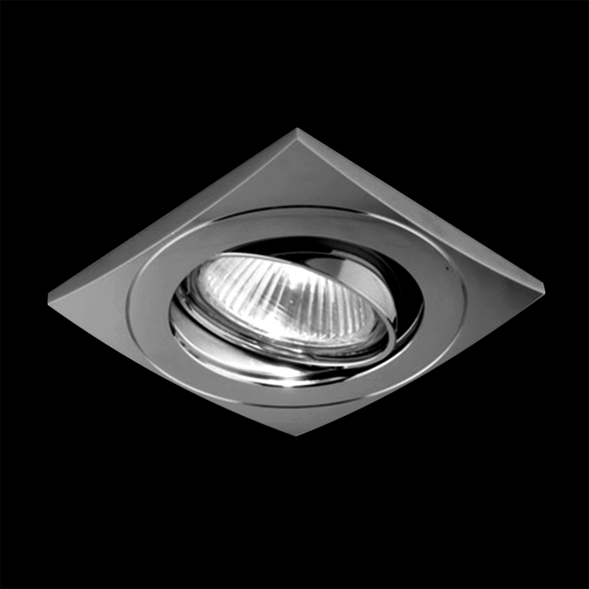 Downlight naklápací nickel satin 71029